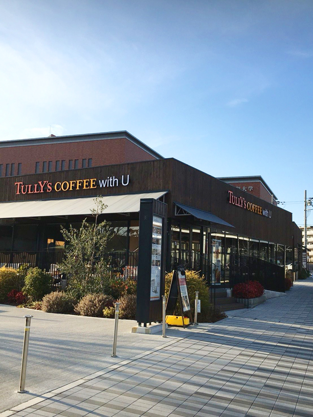 Relax吹田片山店_TULLYs COFFEEwithU