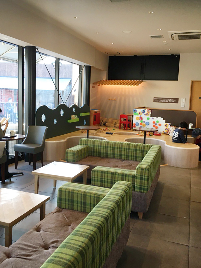 Relax吹田片山店_TULLYs COFFEEwithU2