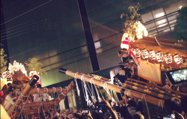 Relax立花店_貴布禰神社祭