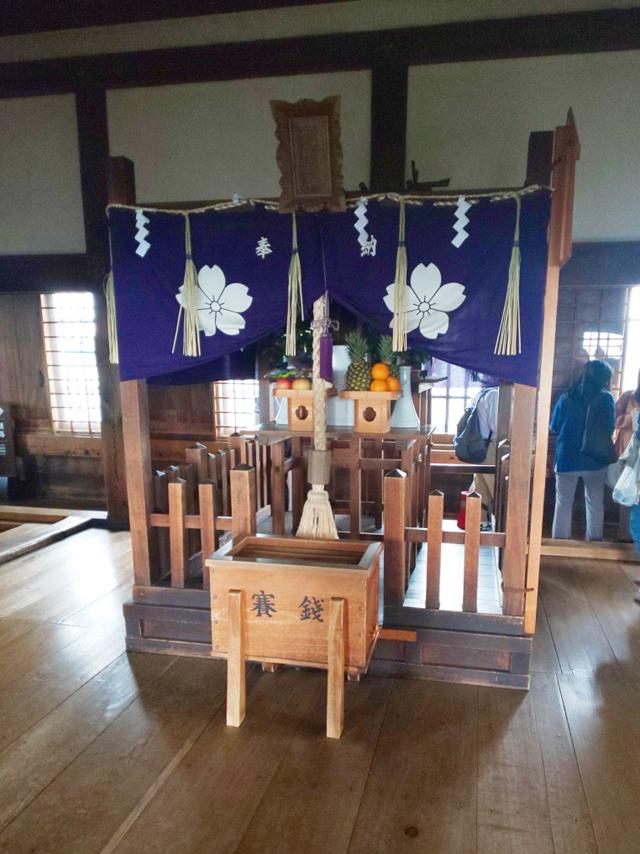 姫路城 長壁神社