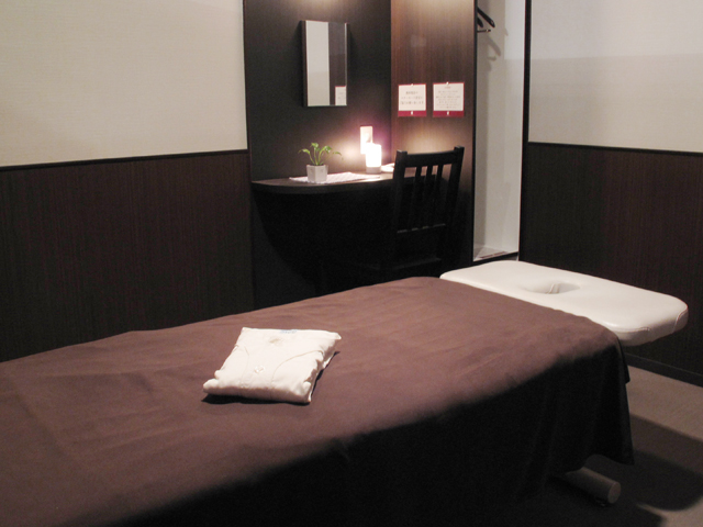 Relax京阪三条北ビル店ベッドルーム